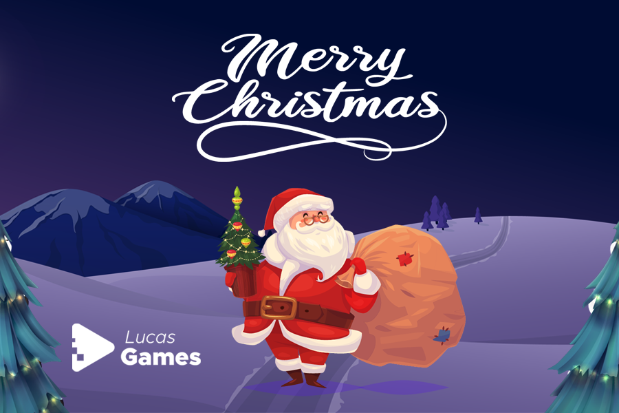 merry christmas 2021 game